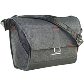 Bolsa The Everyday MESSENGER 15 gris de Peak Design
