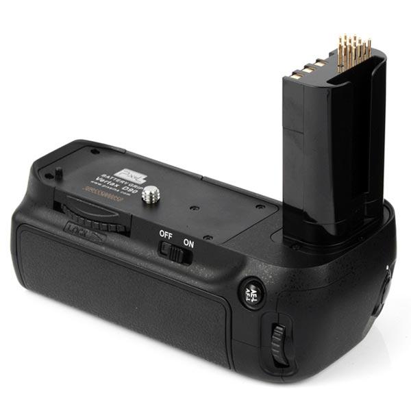 PIXEL VERTAX empuñadura para NIKON D80/D90 (MB-D90)