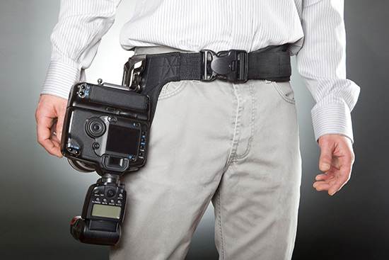 Spider Holster Spiderpro one camera system