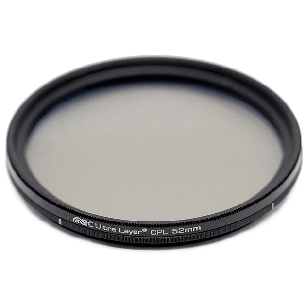 STC Ultra Layer SHV CPL Filter 58mm