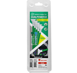 Dual Power Regular Strength 1.0 x 24mm (Green Series)