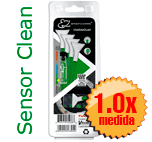 EZ Kit  - 4 Sensor Swab 1.0 verde + 1ml Sensor Clean