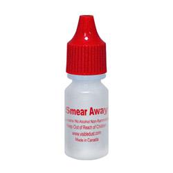 Liquido VisibleDust Smear Away para limpiar manchas de aceite 8 ml