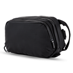 Wandrd Tech Pouch large, color negro