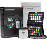 Calibrador i1 Display Pro + ColorChecker Passport 2 + libro calibración